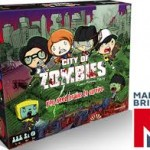 City of Zombies Board Game – Giveaway