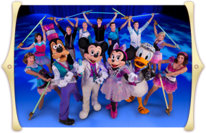 Disney on Ice at the Motorpoint Arena, Cardiff