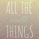 Small Things #3